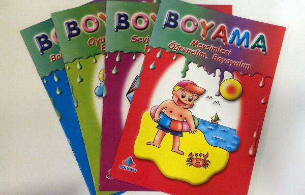 (Turkish) Boyama Kitabı