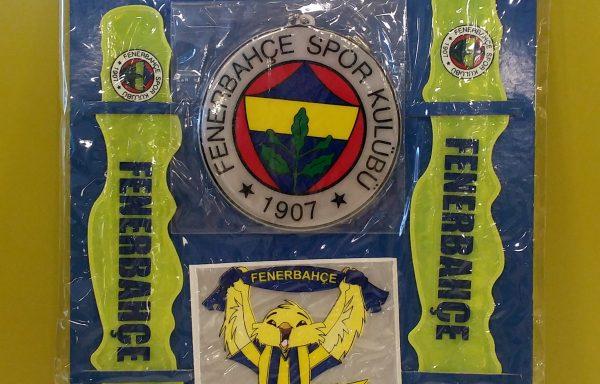 (Turkish) Fenerbahçe Reflektif Set