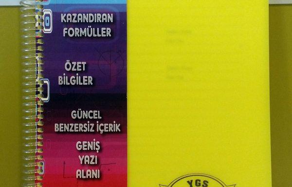 (Turkish) YGS Defteri