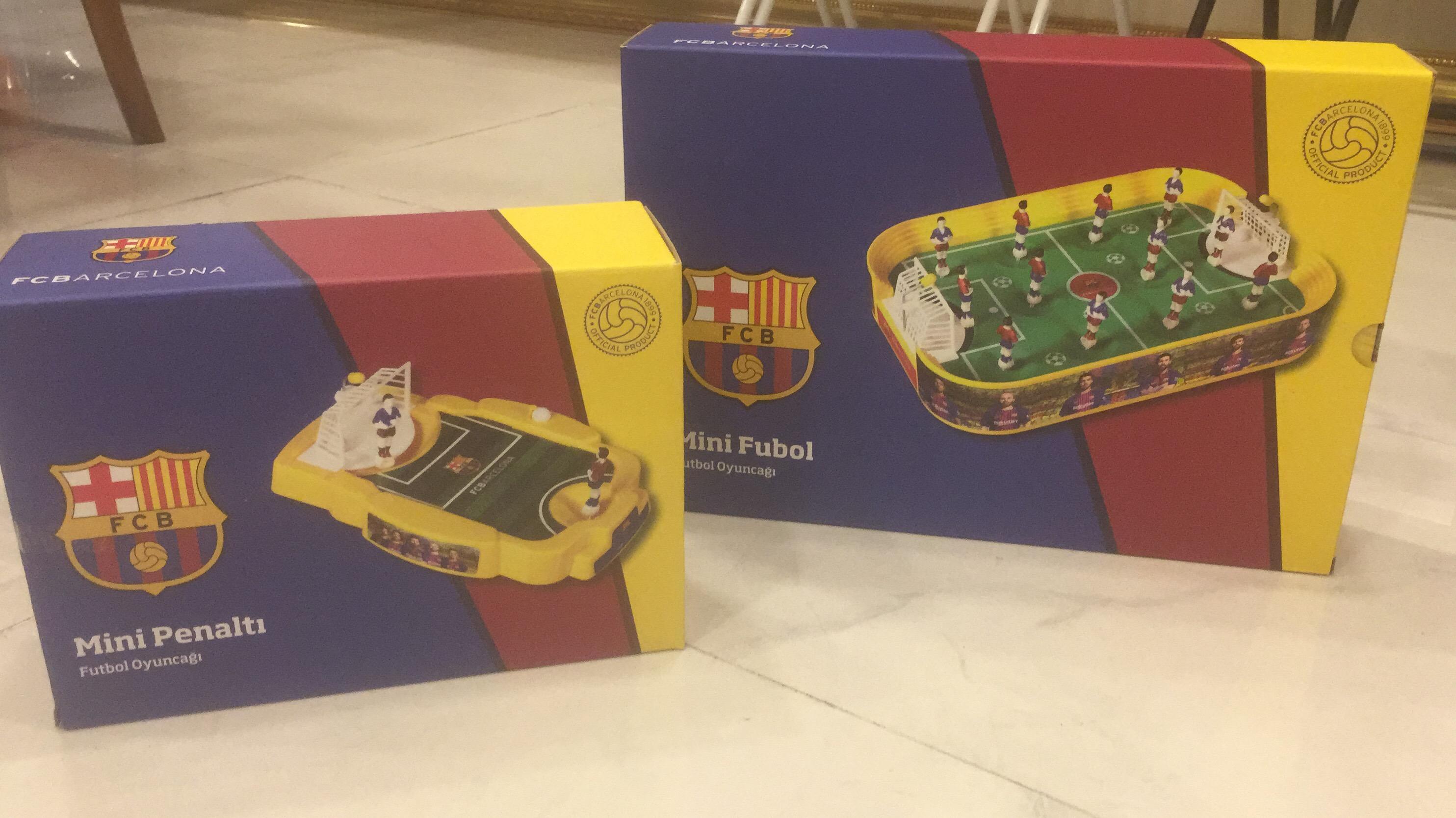 Mini Penaltı Futbol Oyuncağı