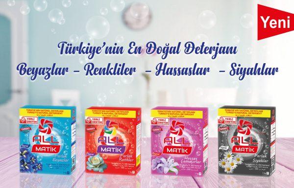 (Turkish) 1 Kg Toz Çamaşır Deterjanı