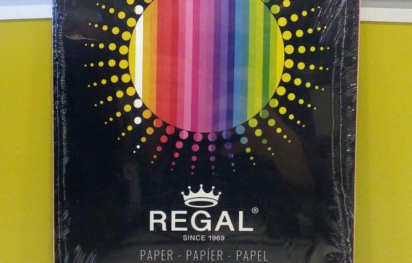 (Turkish) Regal Renkli Kağıt